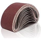 Coceca Sanding Belts 3-Inch x 21-Inchanding Belts For Belt sander