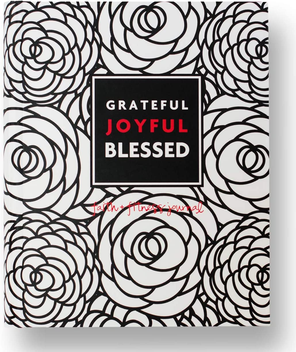 Fitlosophy Fitspiration Faith Journal: 16-Week Guided Fitness, Prayer, and Gratitude Journal : Sports & Outdoors
