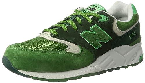New Balance Sneaker Ml999Ram Verde Scuro EU 40: Amazon.it