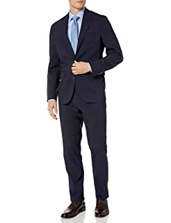 Amazon.com: Cole Haan Traje ajustado para hombre: Clothing