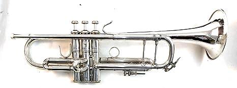 Bach profesional Bb modelo 180s43 Stradivarius BB Trompeta: Amazon.es: Instrumentos musicales