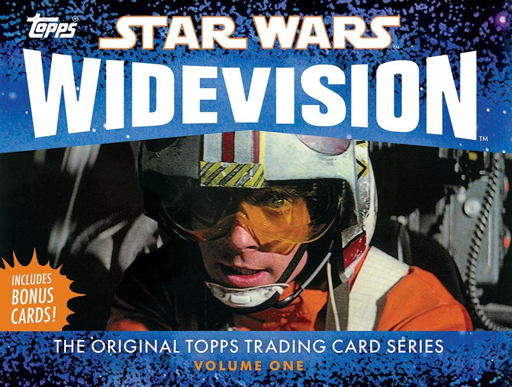 Star Wars Widevision: The Original Topps Trading Card Series (Volume One)
