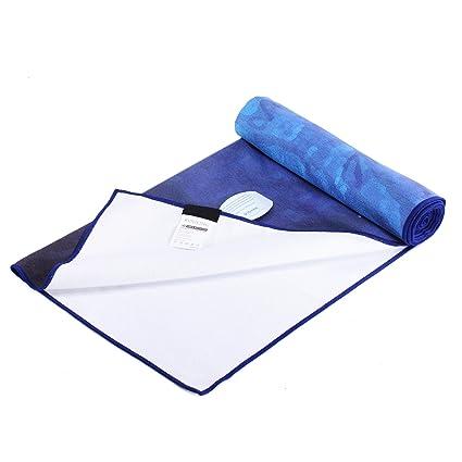 Amazon.com : 183x65cm Microfiber Yoga Towel Shawl Non-Slip ...