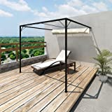 Alices Garden - Pergola de Pared, Aluminio, Ecru, 3x4m, Murum ...