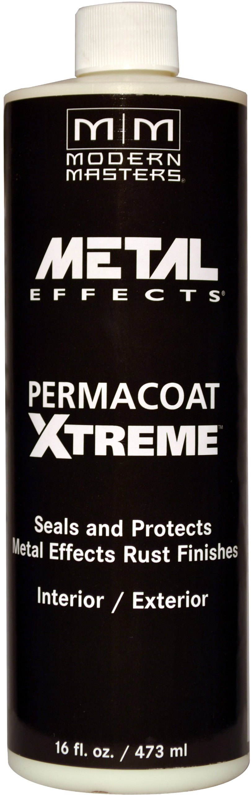 Modern Masters AM204-16 Permacoat X-Treme Sealer, 16-Ounce