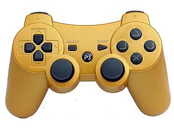 Amazon.com: PS3 Wireless Remote Controller Gamepad para uso ...