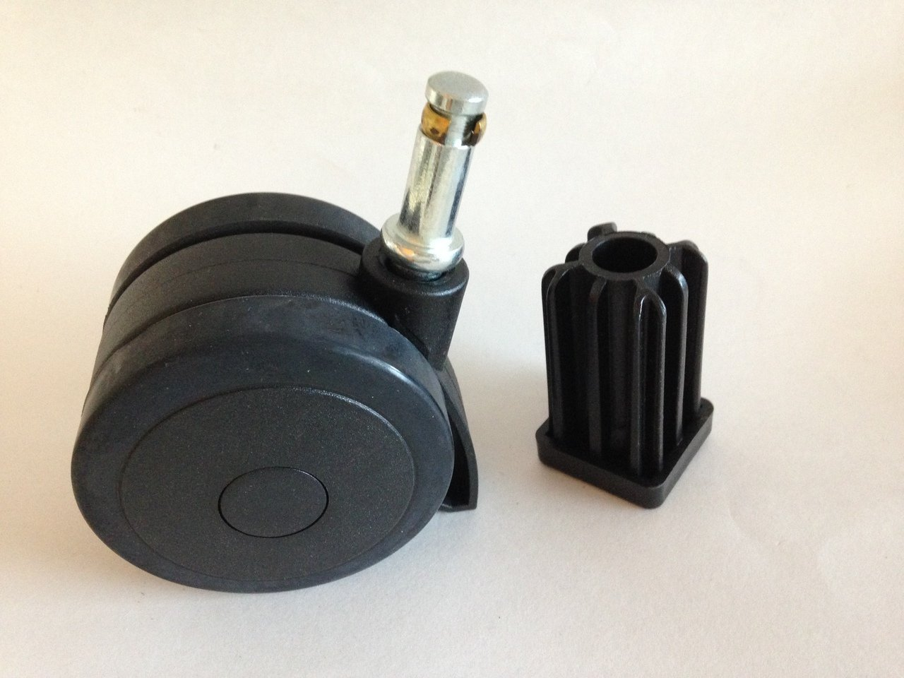 Weber # 70359 Fixed Caster with Insert