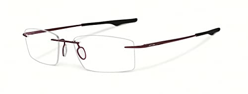 ef466f8983 Image Unavailable. Image not available for. Colour  Oakley Mens Keel  Rimless Titanium Eyeglasses