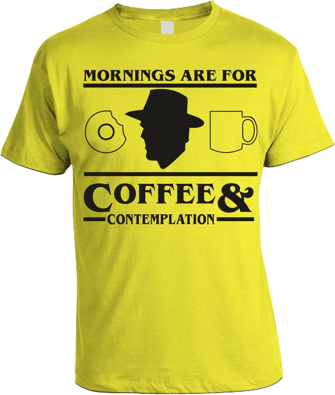 in Cotone Hopper- Serie TV Mornings Are for Coffee And Contemplation st2 bubbleshirt Tshirt Stranger Things