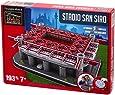 Giochi Preziosi Nanostad Puzzle 3D San Siro Milan