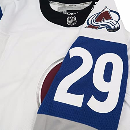 Amazon.com   Colorado Avalanche Nathan MacKinnon Reebok 2016 Stadium Series  Premier Jersey   Sports   Outdoors 485fc68f4