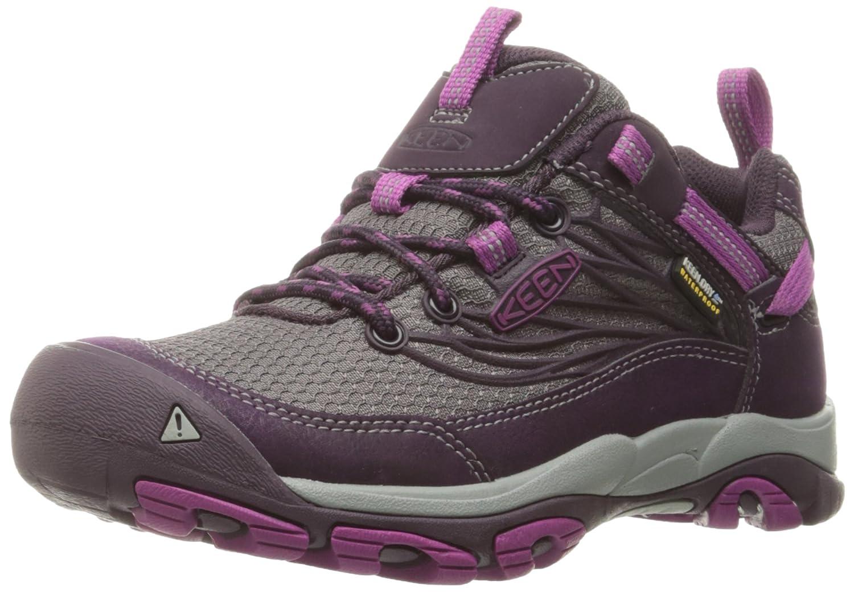 KEEN Women's Saltzman Waterproof Hiking Shoe B019HDK4T2 5 B(M) US|Plum/Purple Wine