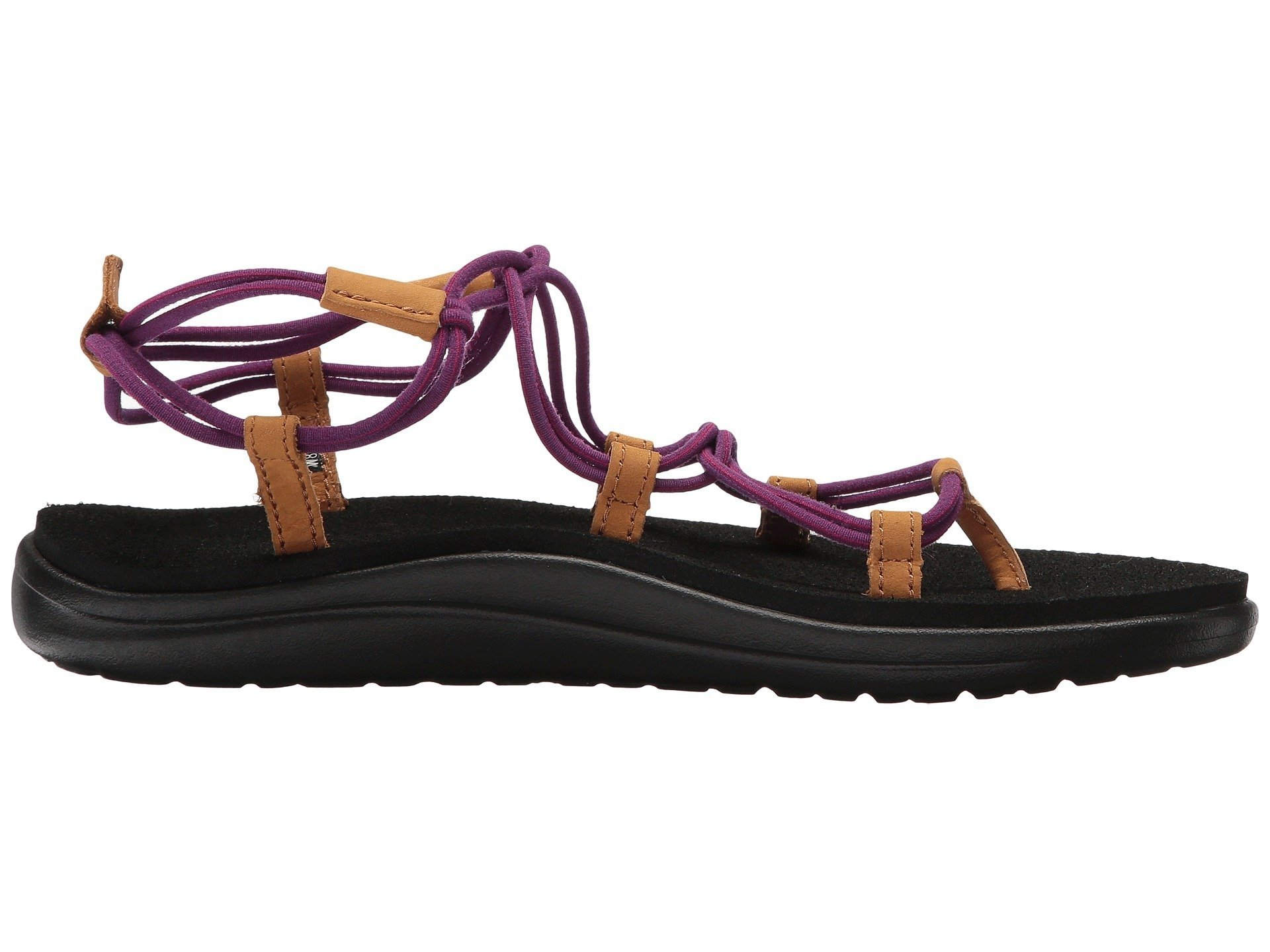 Teva Voya Infinity Sandal Women's Hiking 10 Boysenberry