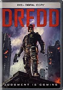 Dredd [DVD + Digital Copy] (Bilingual)