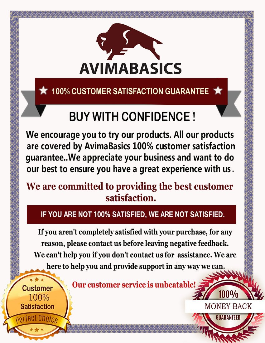 AvimaBasics BEST Premium Quality Replacement Rechargeable 140mAh 3.7V Battery for Plantronics Savi WH500 W440 W740 - Bluetooth Wireless Headset 84598-01 82742-01 - SATISFACTION GUARANTEE! (10 Pack) by AvimaBasics (Image #3)
