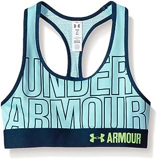 48e81861b32a5 Amazon.com   Under Armour Girls  HeatGear Armour Graphic Bra ...
