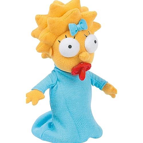 Simpsons–Figurine Maggie Simpson 30cm–Peluche Animaux en peluche