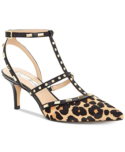 e5f02fa018c Image Unavailable. Image not available for. Color  INC International  Concepts Carma Evening Kitten Heel Pumps ...