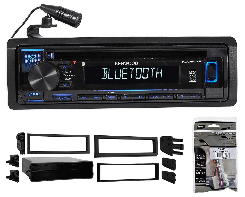 Subaru Legacy: FMAM radio operation