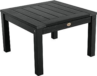 product image for Highwood AD-DSST1-BKE Adirondack Side Table, Black
