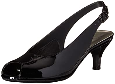 4c29da2cf99 Aerosoles Women s Escapade Dress Pump Black Patent 5.5 ...