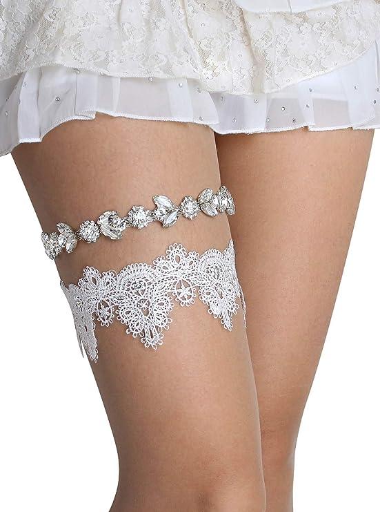 Lace Garter Set Bridal Garter Yellow Wedding Garter Set Wedding Garter Dark Teal Blue Bridal Garter Set For Wedding Garter Set Blue