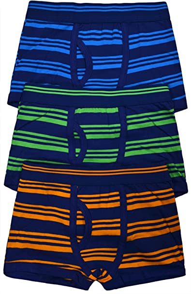 Boys 3 Pack of Space Boxers Trunks Brief Pants Cotton Pants Size 2-6yrs FREE P/&P