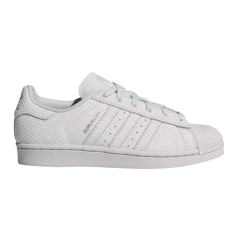 Adidas Damen Originals Superstar Schuhe Weiß B41507