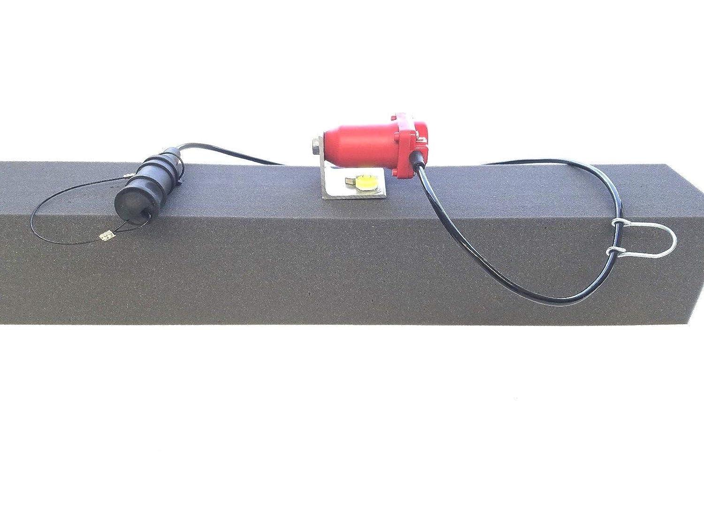 RTC-4.5hz Horizontal Geophone 375ohm Geophone Sensor