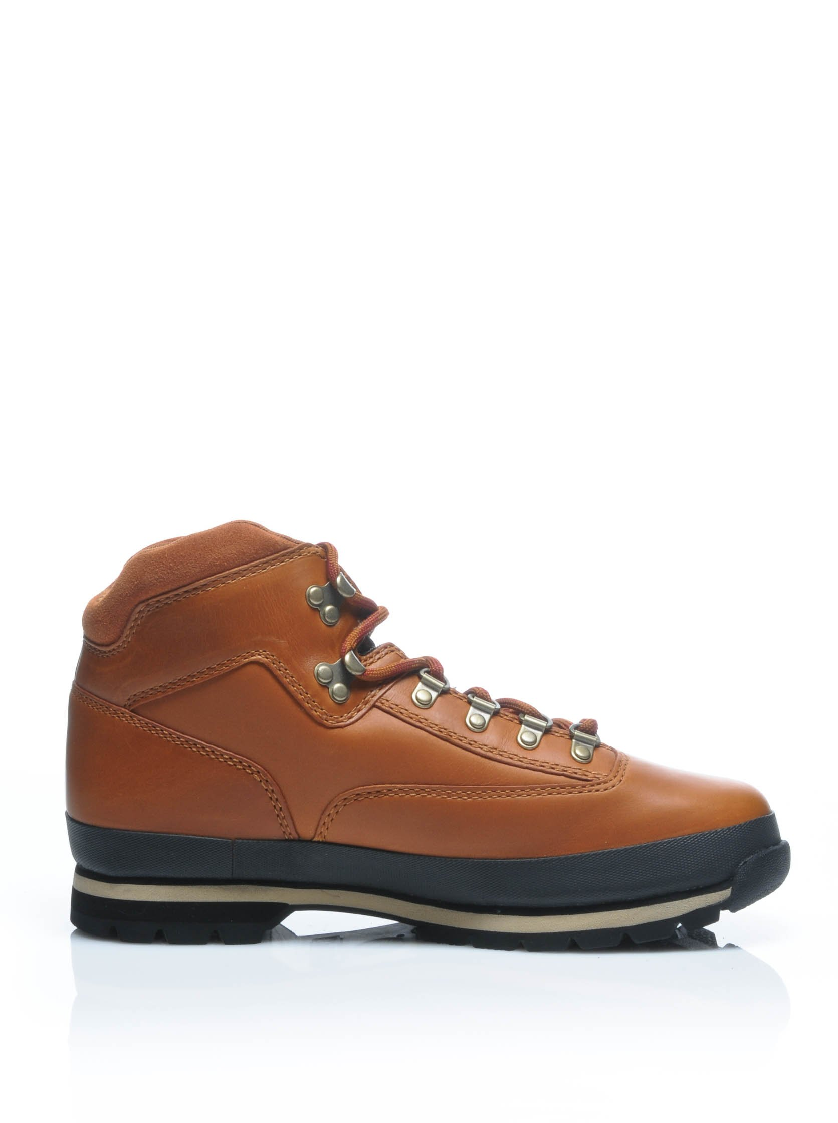 timberland mens eurohiker LTR MD BRN MEDI hi top boots 6602A sneakers (uk 7.5 us 8 eu 41.5) by Timberland (Image #4)