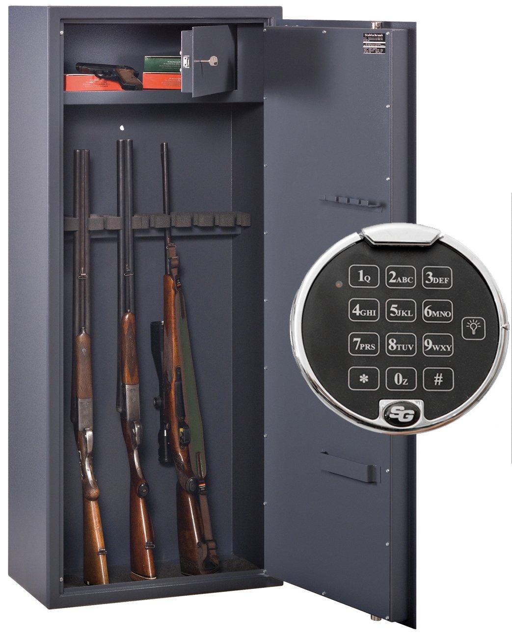 Waffenschrank Format WF 1500-10 Elo (1500x600x335mm) 10 ...