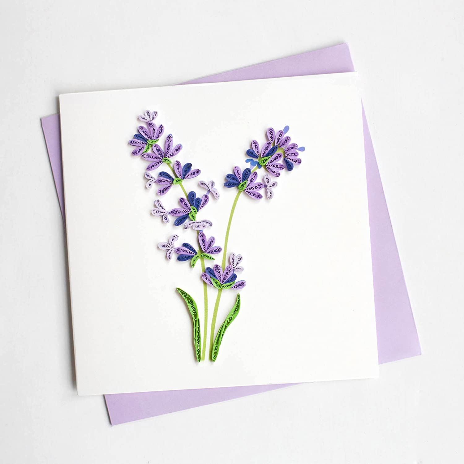 Iris Create-a-Quill DIY Quilling Card Kit
