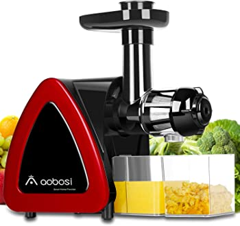 Aobosi AMR520 Slow Masticating Juicer