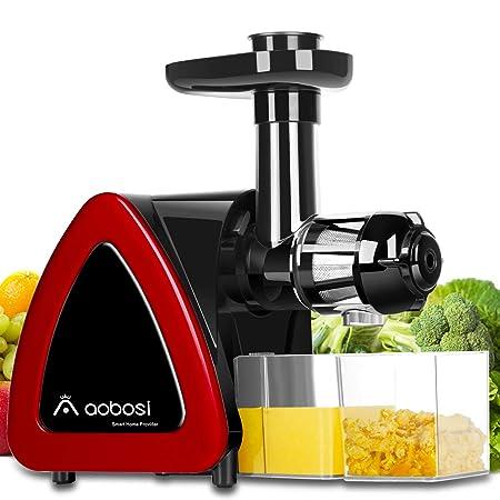 Aobosi Licuadoras para Verduras y Frutas: Amazon.es
