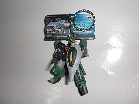 Gundam Seed Destiny figura real llaveros PART1 caos Gundam ...