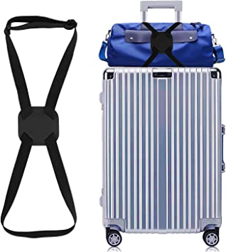 Binew Bag Bungee Lightweight and Durable Travel Bag Accessories Luggage Straps Suitcase Adjustable Belt