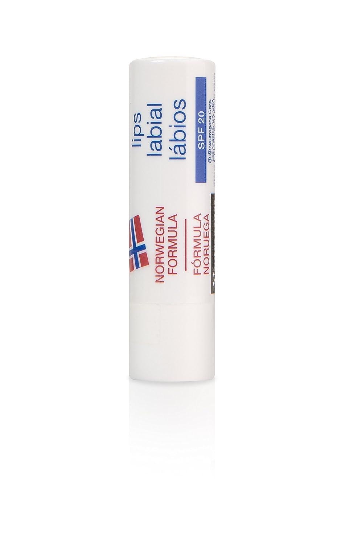 Neutrogena Cuidado Labial, Protector Labia SPF 20, 3x4.8 gr: Amazon.es: Belleza