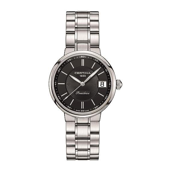 CERTINA DS Stella Reloj DE Mujer Cuarzo Correa DE Acero C031.210.11.051.00: Amazon.es: Relojes
