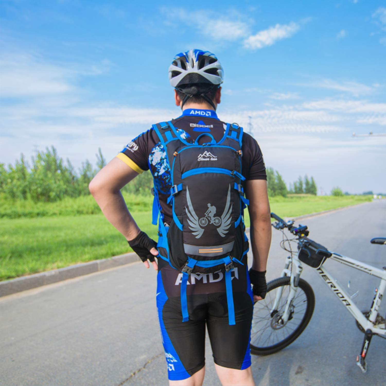 BWBIKE Mochila de Ciclismo al Aire Libre Mochila de Bicicleta 18L ...