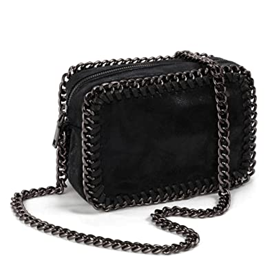 J K Crossbody Bags for Women Synthetic Leather Purse Bag Fashion Paillette Hobo  Shoulder Bags with Classic 34a7dff65f57e