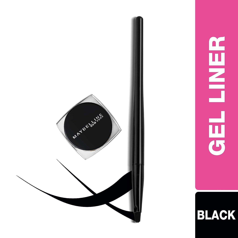 Maybelline New York Lasting Drama Gel Eyeliner, Blackest Black