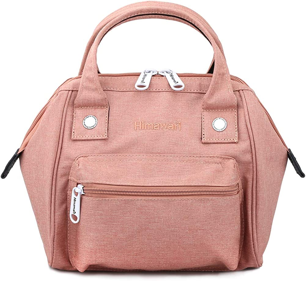 Himawari Small Handbags Purse for Women Duarable Small Backpack Shoulder Bag for Every Day