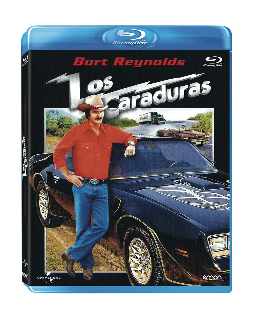 Los Caraduras [Blu-ray]: Amazon.es: Burt Reynolds, Sally Field, Hal Needham, Burt Reynolds, Sally Field, No disponible: Cine y Series TV