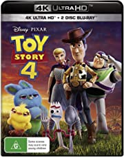 Toy Story 4 (4K Ultra HD + Blu-ray)