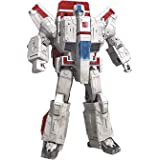 Transformers Toys Generations War for Cybertron Commander Wfc-S28 Jetfire Action Figure - Siege Chapter - Adults & Kids Ages