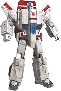 "TRANSFORMERS Generations War for Cybertron Siege - JetFire 11"" Deluxe Class Action Figure - Takara Tomy - Kids Toys - Ages 8+"