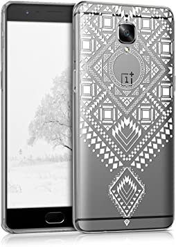 kwmobile Funda Compatible con OnePlus 3 / 3T: Amazon.es: Electrónica