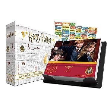 Amazon.com: Harry Potter 2019 Calendario, Caja Edition Set ...