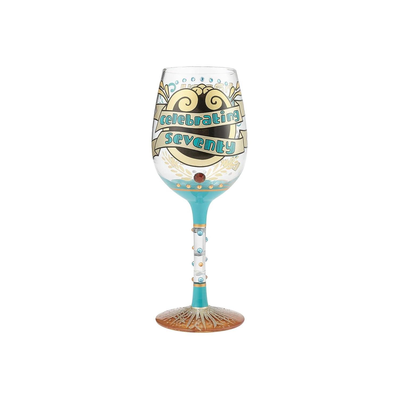 Lolita Copa de Vino Multicolor Talla /única