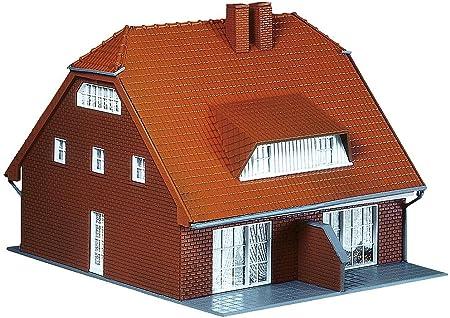 Faller H0 130250 Wohnhaus mit Reetdach Neu